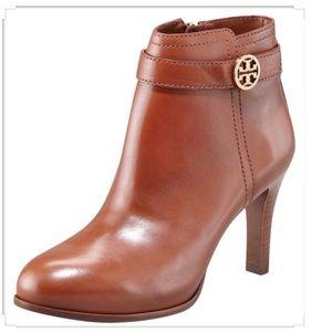 🎈Tory Burch 🔥Brown Brita Almond Leather